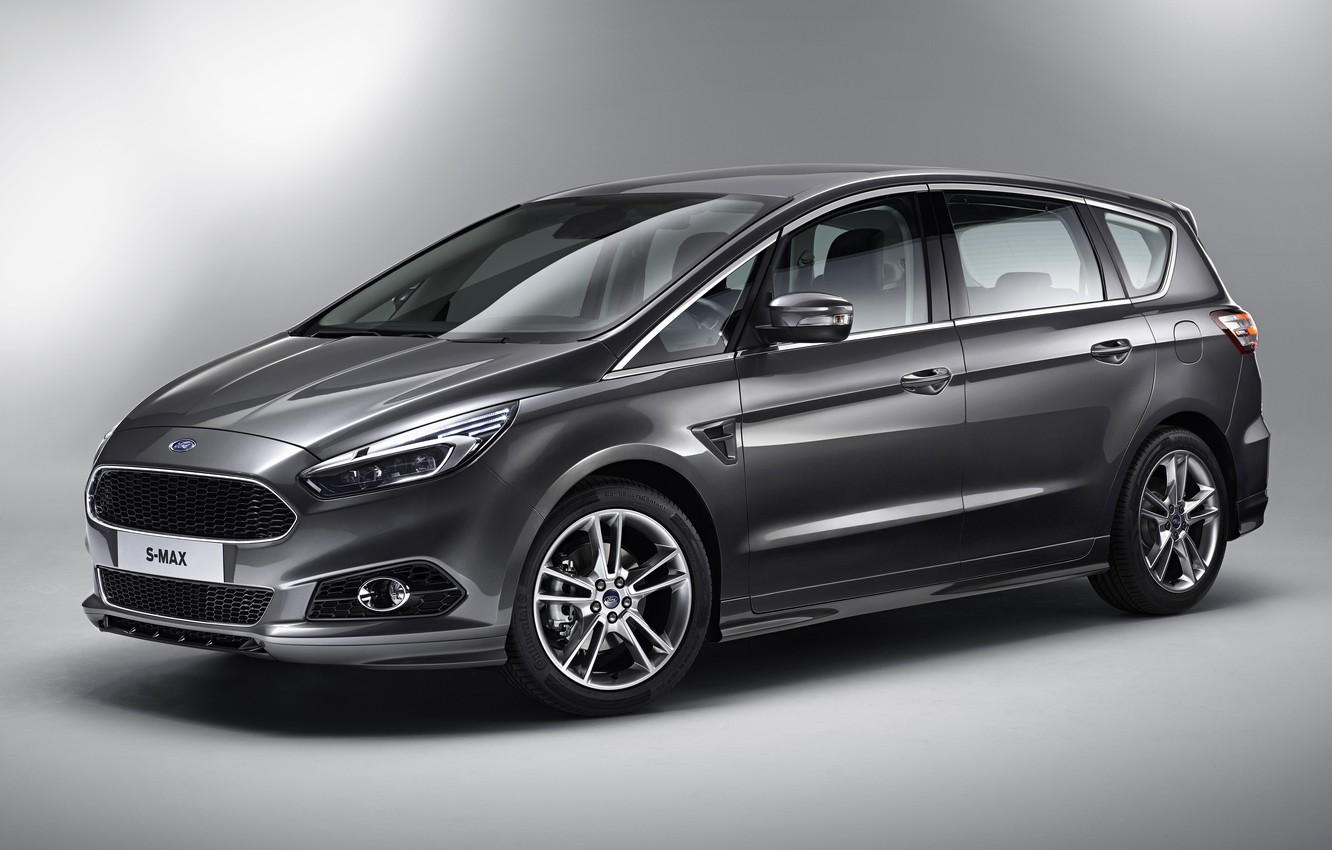 Photo wallpaper Ford, Ford, 2015, S-Max