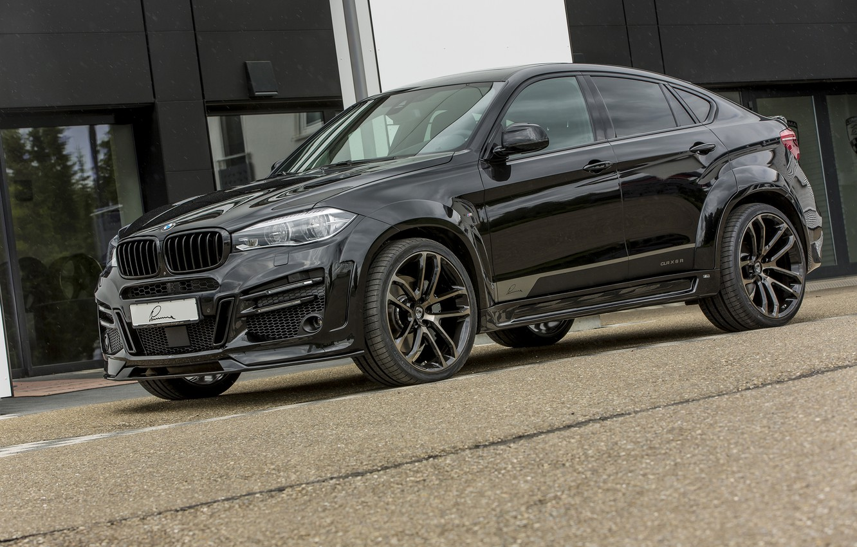 Photo wallpaper BMW, BMW, CLR, F16, Lumma Design, 2015