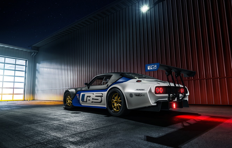 Photo wallpaper Chevrolet, Camaro, Car, Race, Night, Rampage, Rear, 750HP