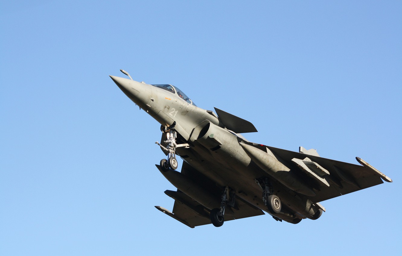 "Photo wallpaper fighter, multipurpose, Dassault Rafale, ""Rafale"""