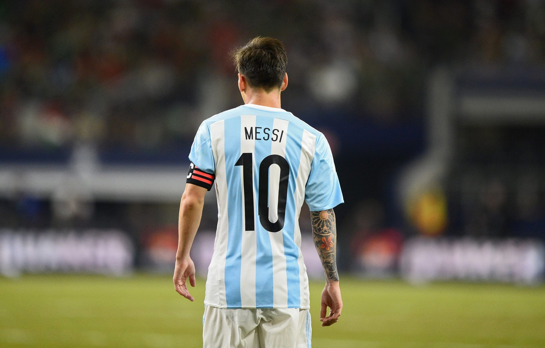 Wallpaper Football Lionel Messi Barcelona Barcelona Messi FC