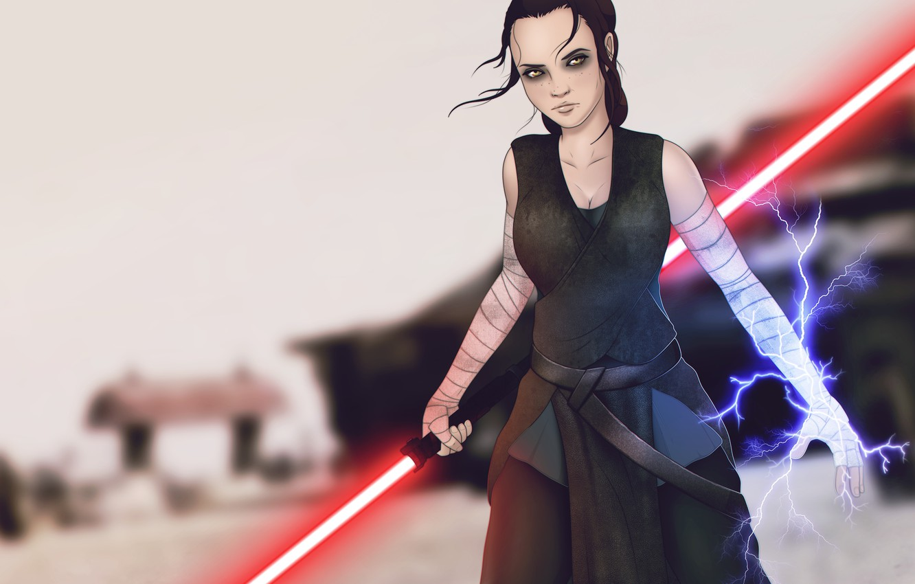 Wallpaper Girl Fiction Star Wars Sith Ray Star Wars The Force Awakens Star Wars The Force Awakens Rey Images For Desktop Section Filmy Download