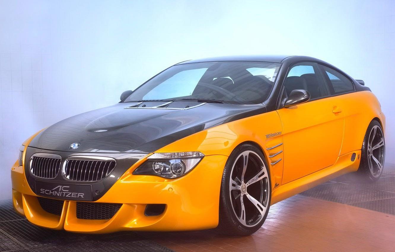 Photo wallpaper car, auto, BMW, cars