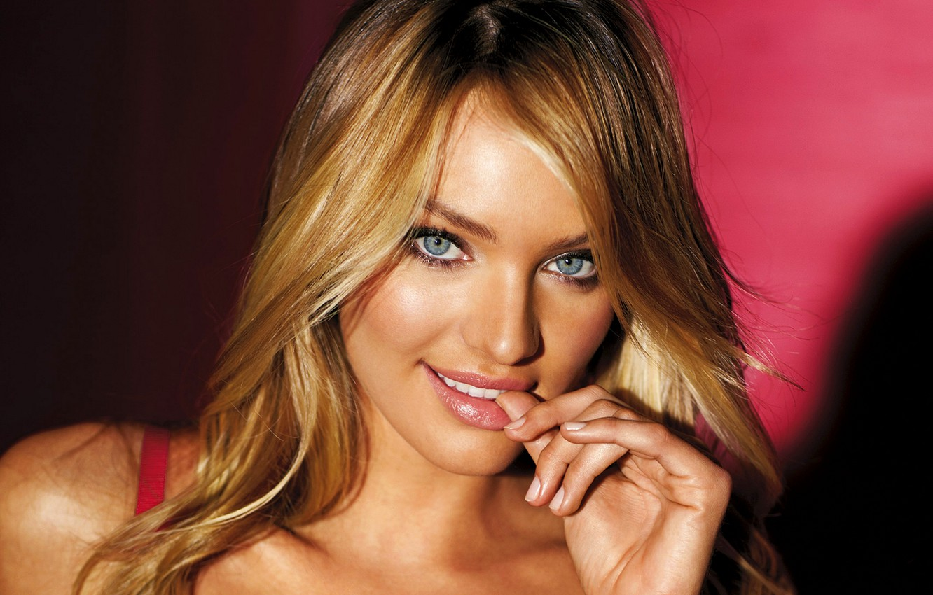 Photo wallpaper girl, model, blonde, woman, model, blonde, Candice Swanepoel, Candice Swanepoel, Victoria's Secret Angel