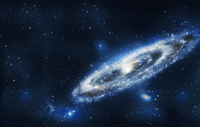 Photo wallpaper the sky, stars, the universe, galaxy