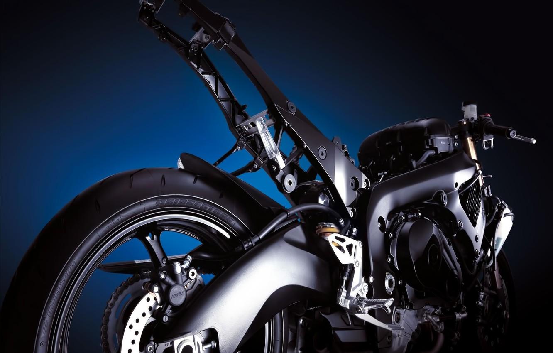Photo wallpaper engine, frame, motorcycle, mechanisms