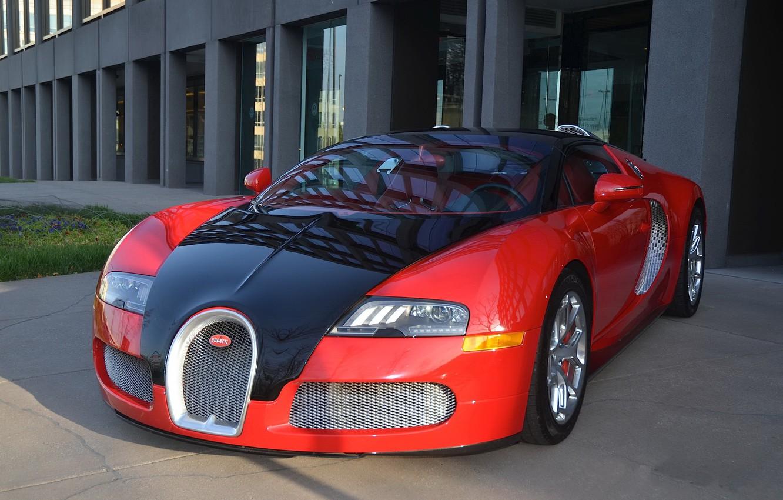 Photo wallpaper veyron, bugatti, 2013