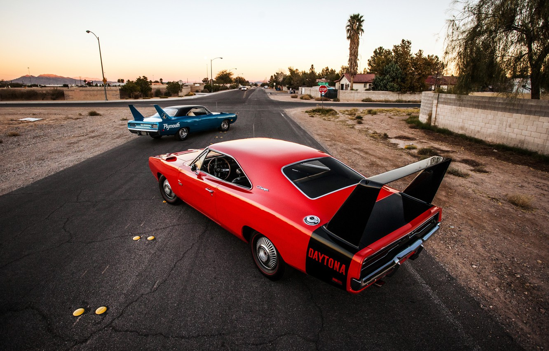 Photo wallpaper 1969, Dodge, Dodge, Charger, the charger, Hemi, Daytona