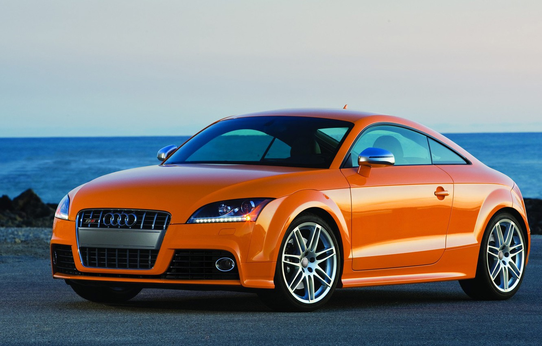 Photo wallpaper Audi, Coupe