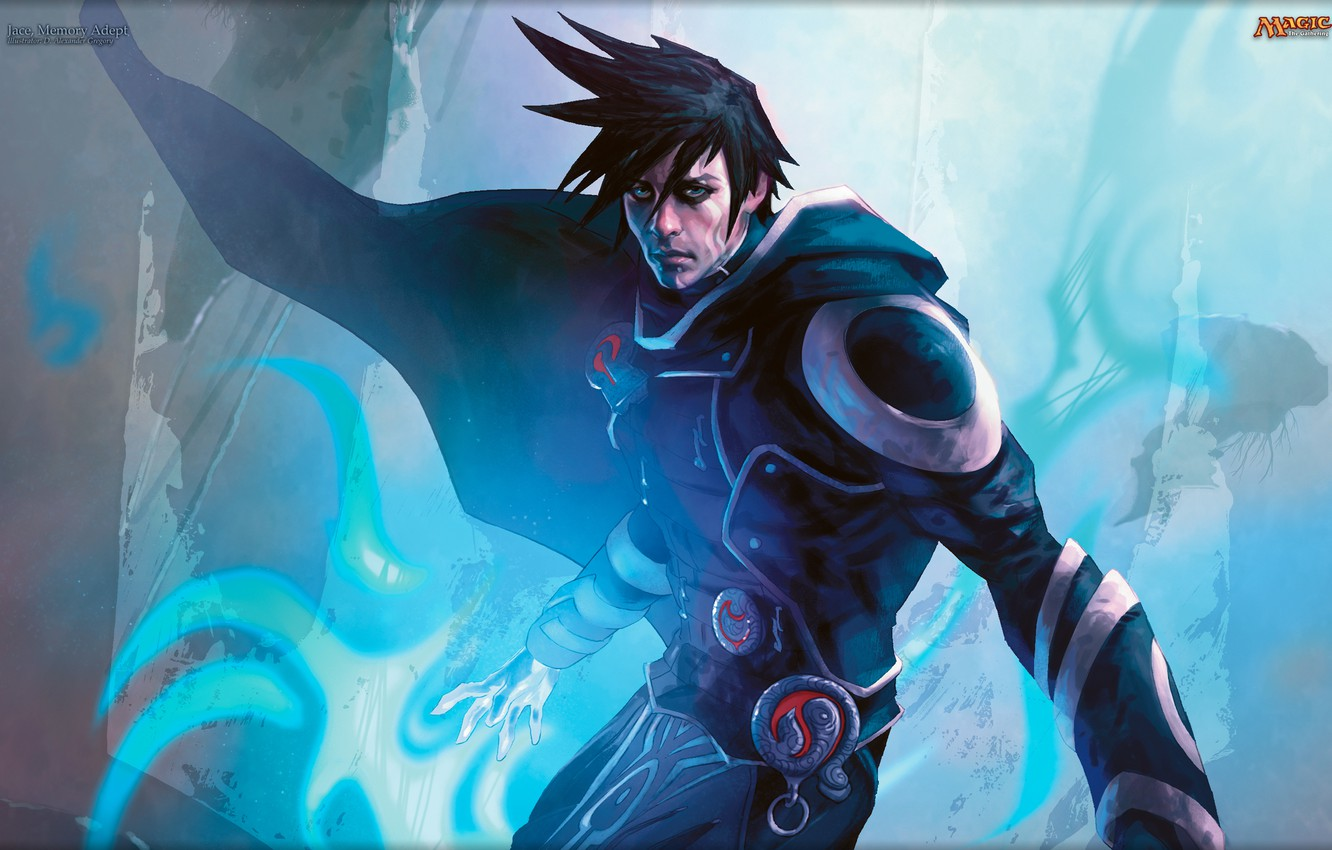 Wallpaper Mag Magic The Gathering Planeswalker Jace Beleren