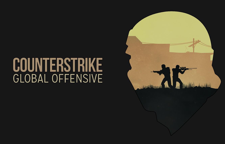 Photo wallpaper Counter-Strike: Global Offensive, CS:GO, Contra, global., CSGO. csgo