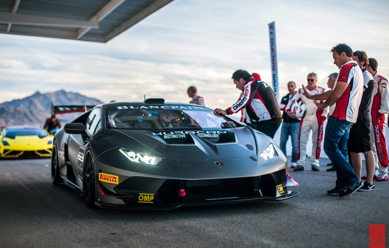Photo wallpaper Lamborghini, supercar, Lamborghini, Super Trophy, Huracan, LP620-2, hurakan