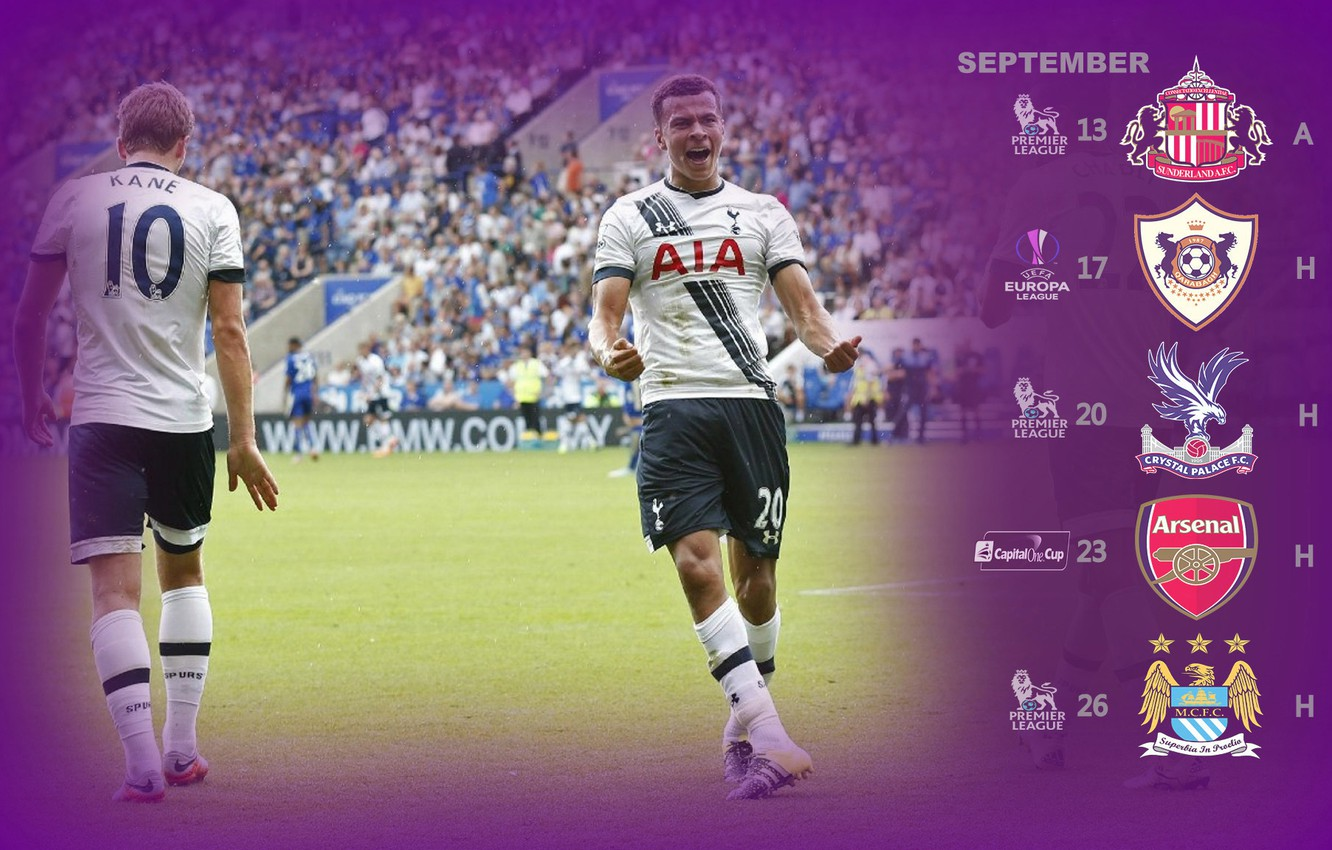 Wallpaper Football Spurs Tottenham Hotspur Images For Desktop Section Sport Download