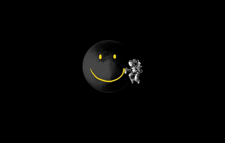 luna astronavt balonchik