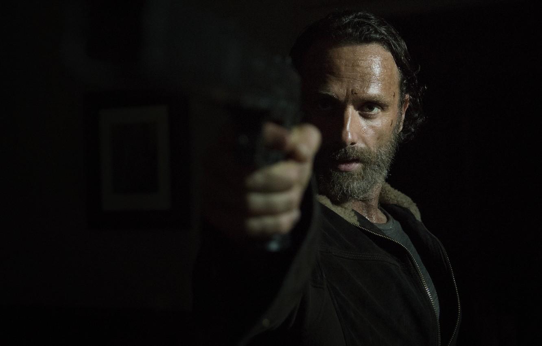 Wallpaper The Walking Dead The Walking Dead Andrew Lincoln Rick