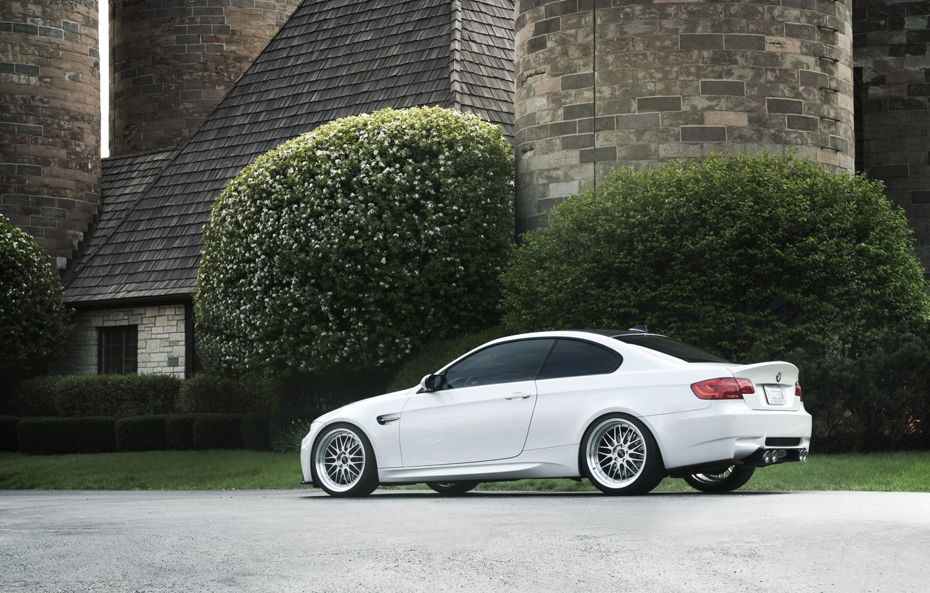 Wallpaper White Trees House Bmw Bmw Tower White Wheels Bbs