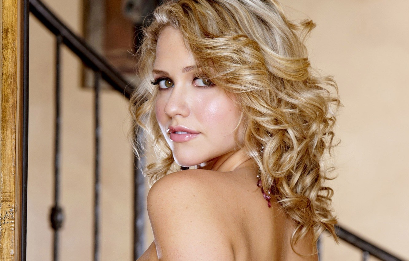 Photo wallpaper girl, model, Mia Malkova