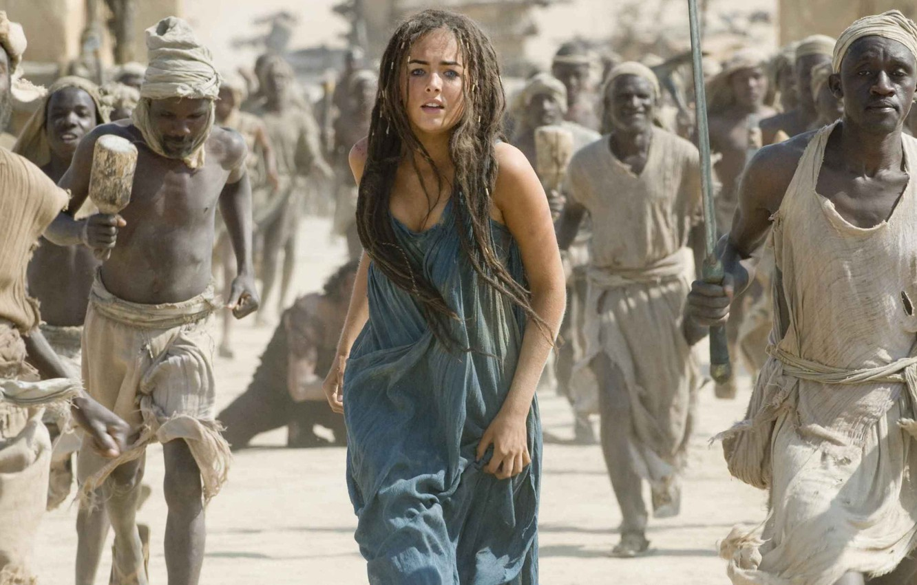 Photo wallpaper the film, actress, Camilla Belle, Camilla Belle, 10,000 years BC