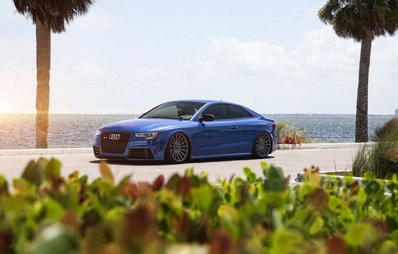 Photo wallpaper car, Audi, audi, coupe, tuning, rs5, rechange
