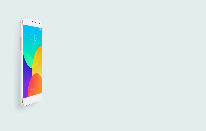 Photo wallpaper technology, phone, Hi-Tech, smartphone, Meizu, Meizu MX4