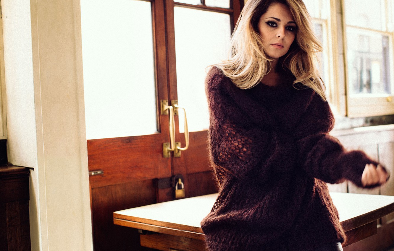 Photo wallpaper model, blonde, singer, Cheryl Cole, Cheryl Cole, It, Ben Morris