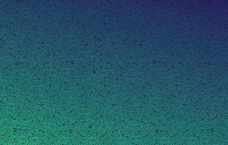 Photo wallpaper texture