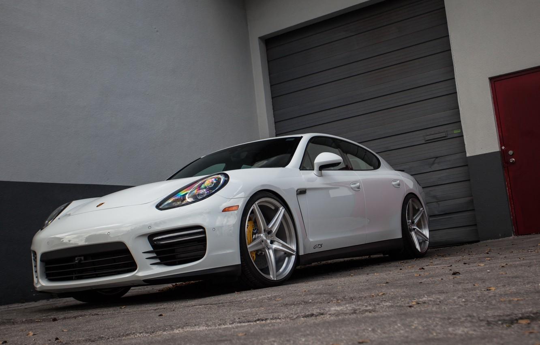 Photo wallpaper Porsche, Panamera, GTS, MV1, ADV5