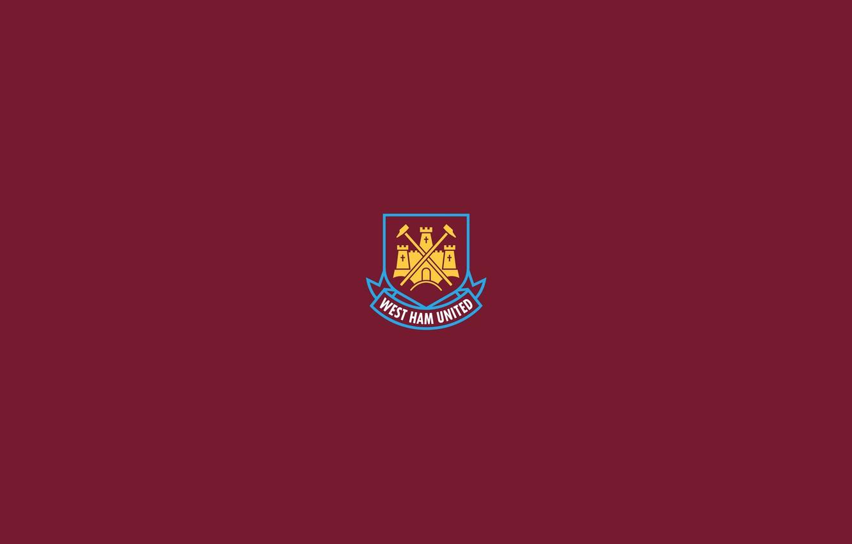 Wallpaper Logo Football England West Ham United Images