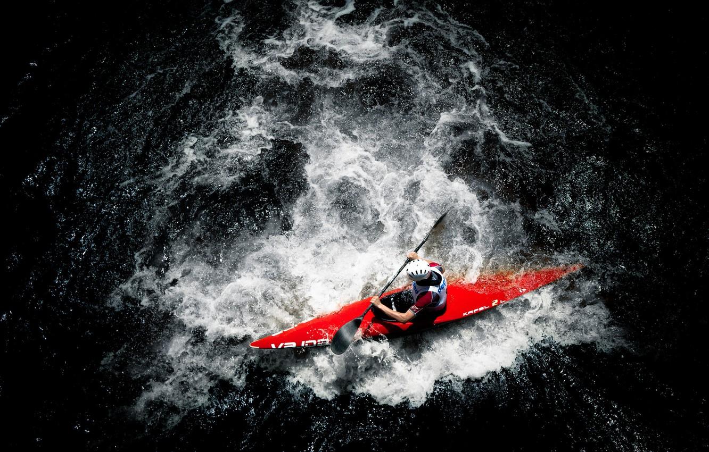 Photo wallpaper water, river, sport, boat, people, rowing