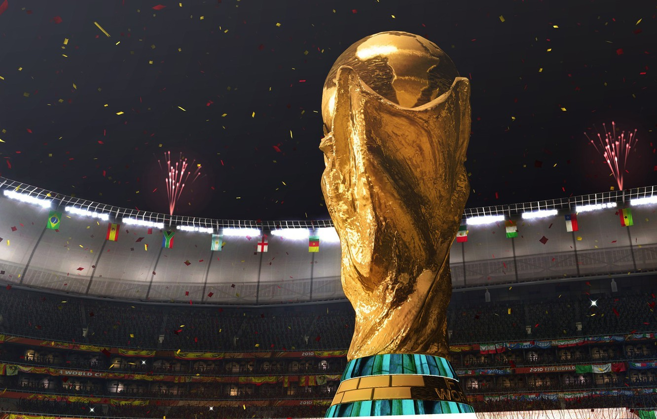 Wallpaper Holiday Football Stadium Cup Fifa The World