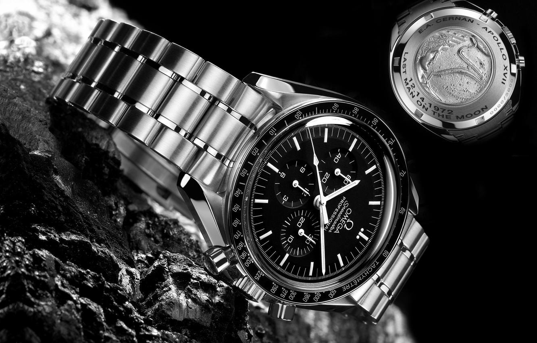 Wallpaper Watch Omega Speedmaster Professional Moon Watch