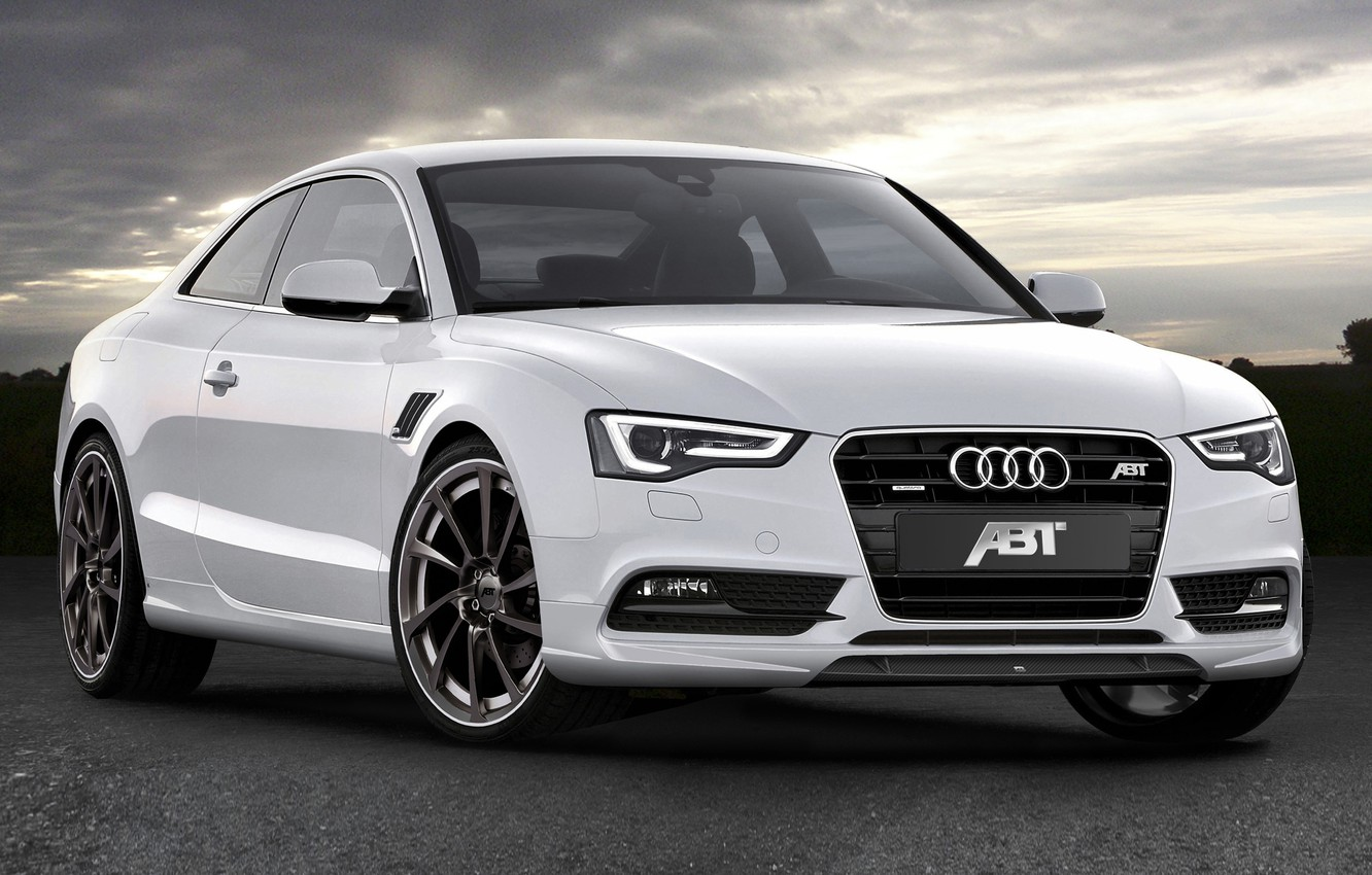 Photo wallpaper Audi, Audi, coupe, 2012, Coupe, ABBOT, AS5