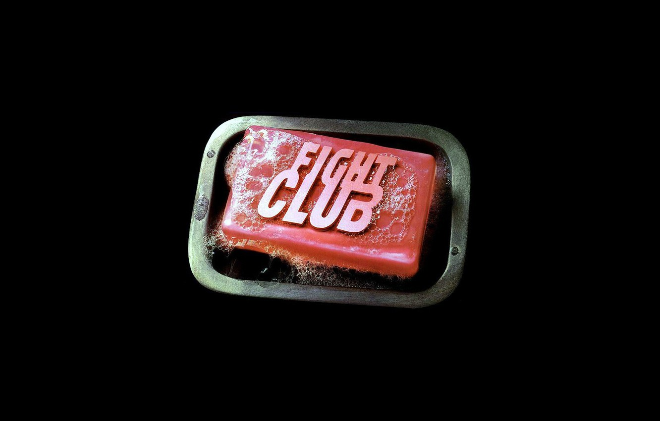 Wallpaper The Film Logo Soap Fight Club Fight Club