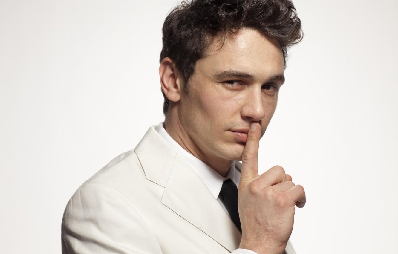 Photo wallpaper actor, male, guy, gesture, james franco