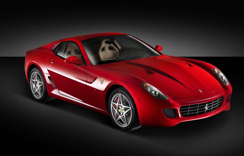 Photo wallpaper coupe, Ferrari, GTB, 599