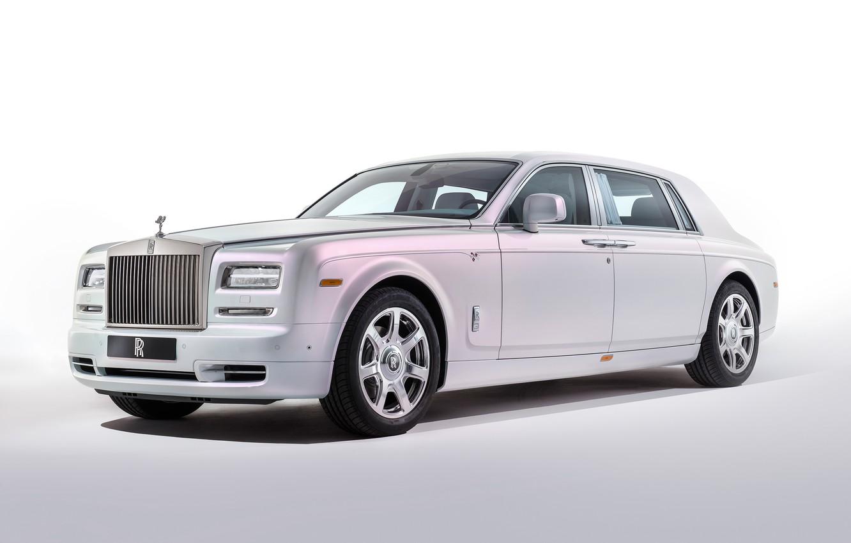 Photo wallpaper Rolls-Royce, Phantom, Serenity, rolls Royce, phantom, serenity, 2015