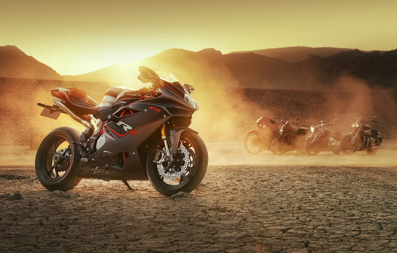 Photo wallpaper Bike, Agusta, Motocycle