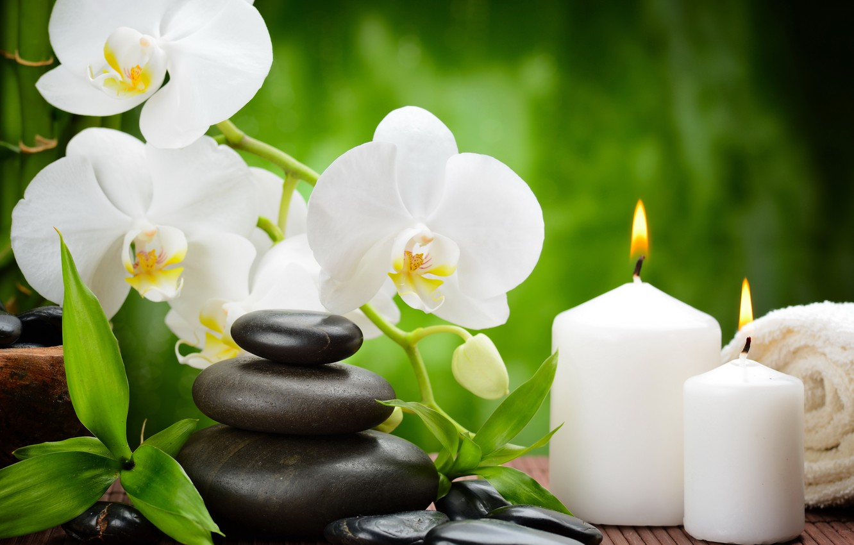 Wallpaper Relax Sea Lavender Spa Salt Oil Aromatherapy Images For Desktop Section Raznoe Download
