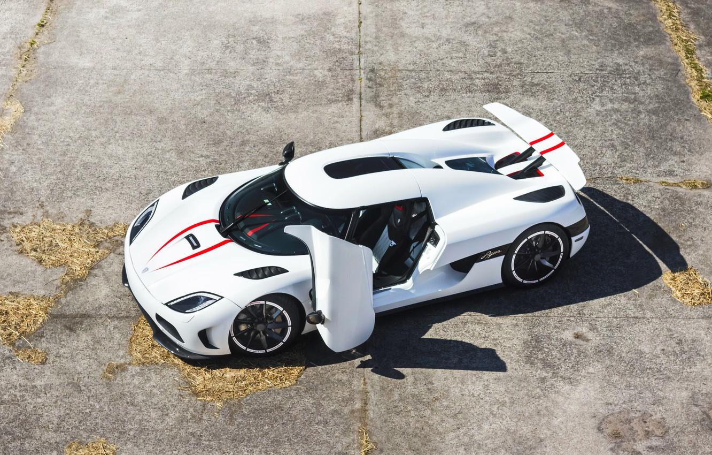 Photo wallpaper Koenigsegg, supercar, Agera R, koenigseg, hypercar