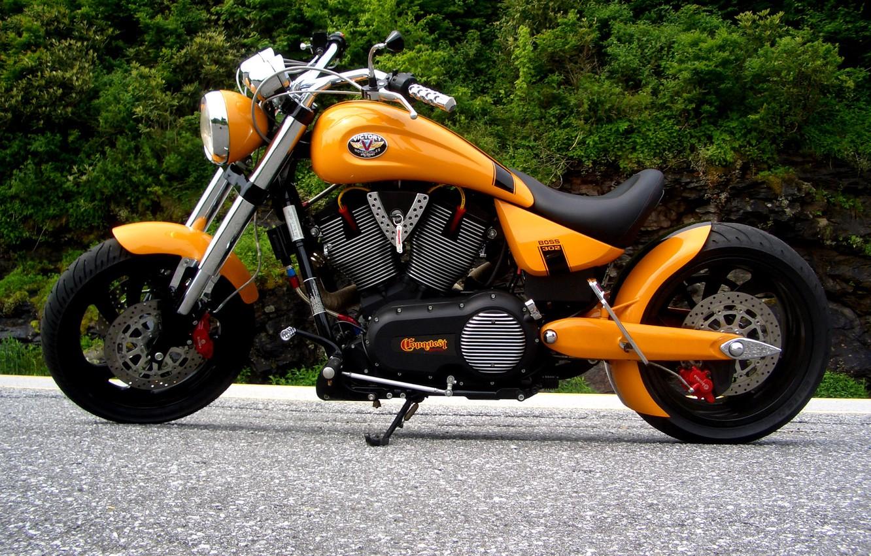 Photo wallpaper Moto, bike, cheaper