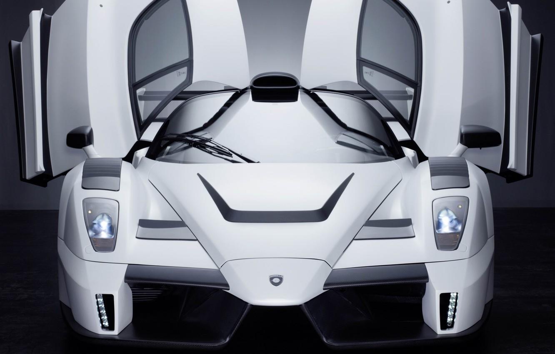 Photo wallpaper car, machine, car, supercar, Ferrari, Gemballa, Ferrari Enzo, Sports, Italy, Super, mig, Italian, Ferrari Enzo