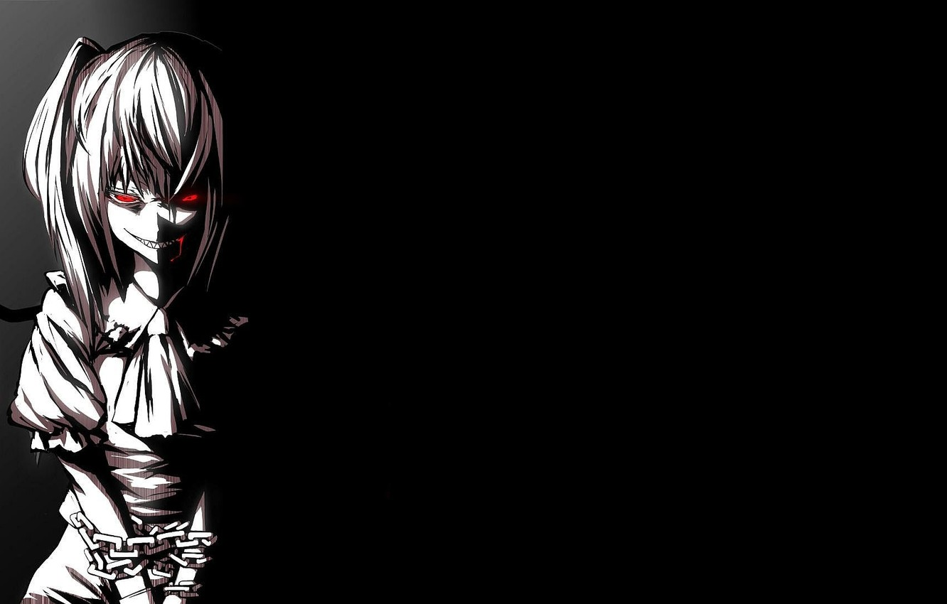 Wallpaper Girl Smile The Evil Eye Images For Desktop Section Prochee Download