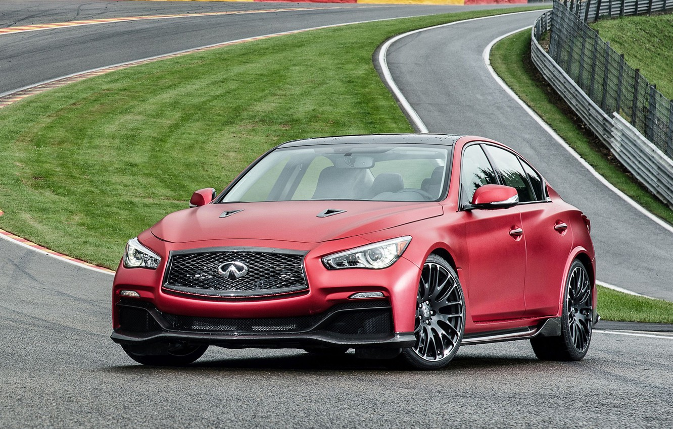 Photo wallpaper Infiniti, sedan, infiniti, Sedan, Q50