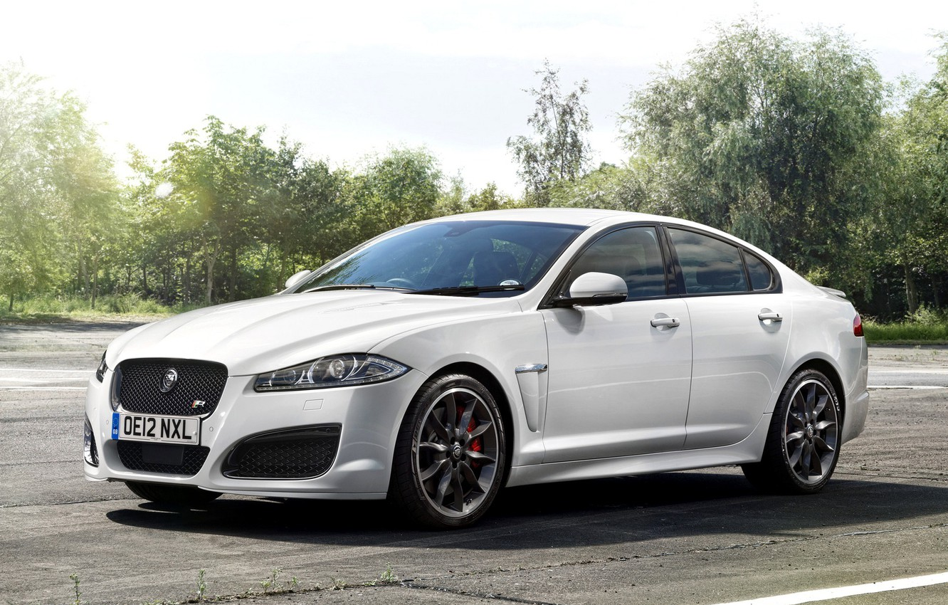 Wallpaper Jaguar White Machine Jaguar Desktop Car Car White