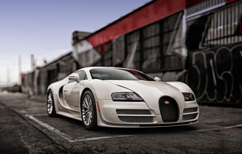 Photo wallpaper Bugatti, Veyron, 2010, Bugatti, Super Sport, Veyron, US-spec