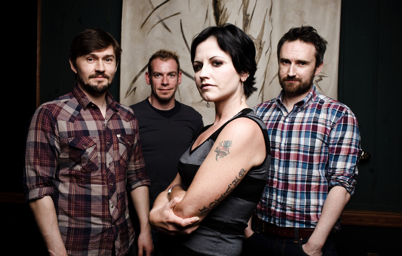 Photo wallpaper music, group, rock, The Cranberries