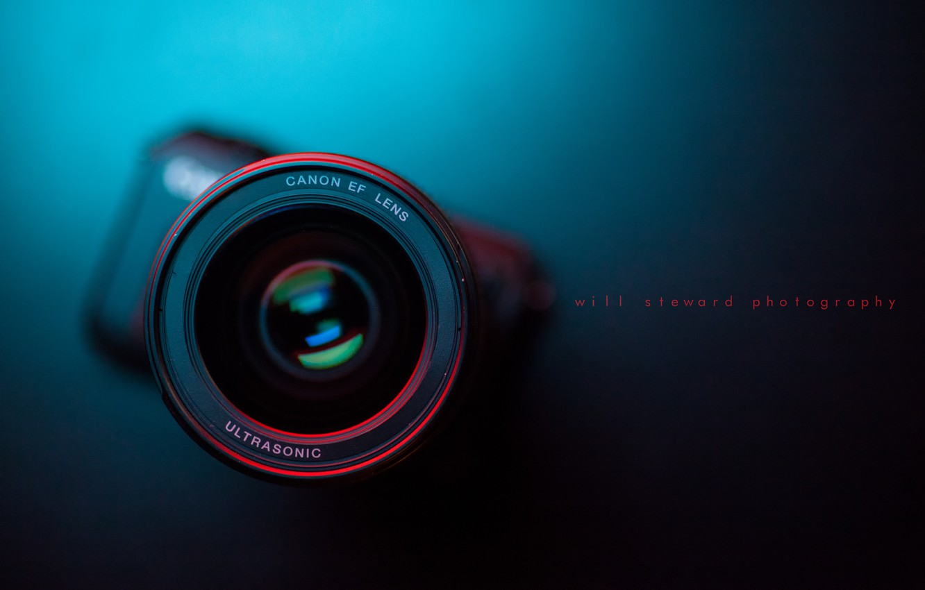 Wallpaper Photo The Camera Lens Lens Canon Images For