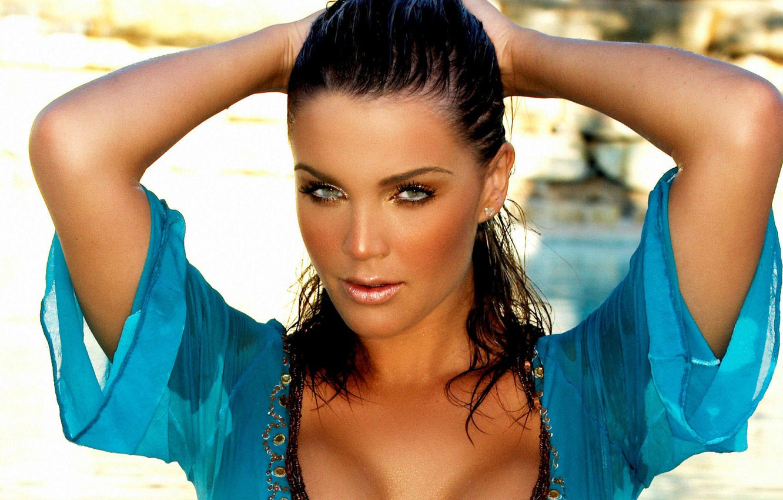 Photo wallpaper Hot, Beautiful, Sexy, Danielle Lloyd, Babes