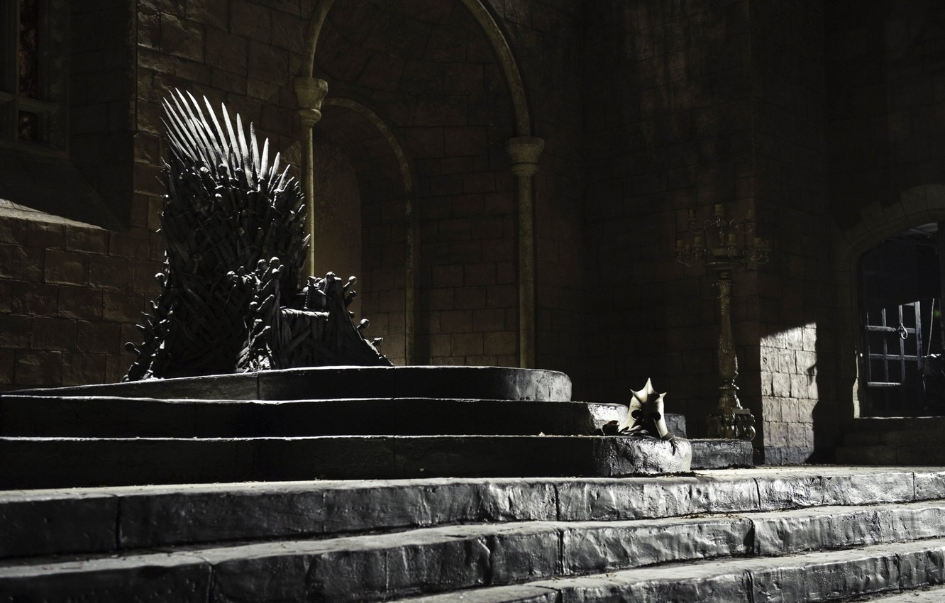 Wallpaper Stage Game Of Thrones Game Of Thrones The Iron Throne