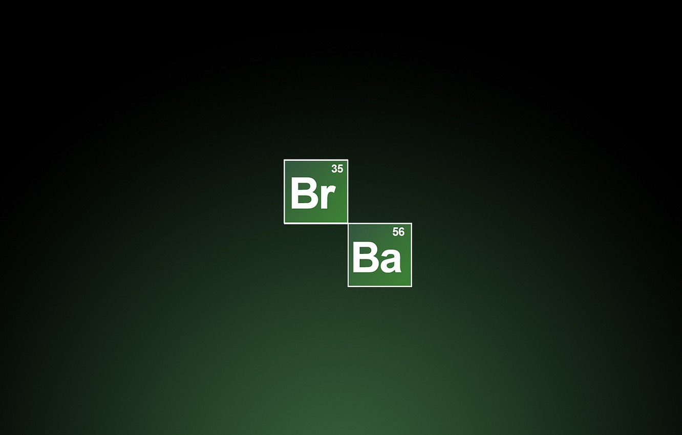 Photo wallpaper the series, breaking bad, brba, breaking bad, the chemical elements of the periodic table, Season …